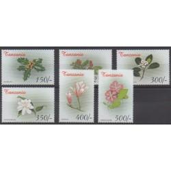 Tanzanie - 1999 - No 3101DE/3101DK - Fleurs