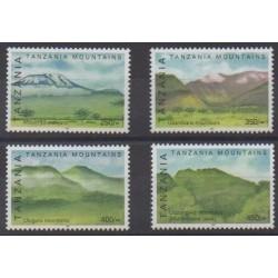 Tanzania - 2002 - Nb 3173/3176 - Sights