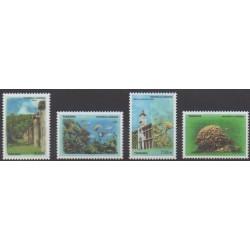 Tanzania - 2007 - Nb 3506/3509