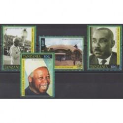 Tanzanie - 2006 - No 3479/3482 - Histoire