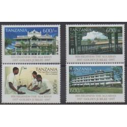 Tanzania - 2007 - Nb 3547/3550