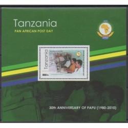 Tanzania - 2011 - Nb BF564 - Postal Service
