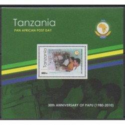 Tanzanie - 2011 - No BF564 - Service postal