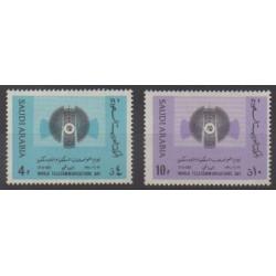 Saudi Arabia - 1971 - Nb 342/343