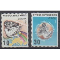 Cyprus - 1995 - Nb 857/858 - Europa