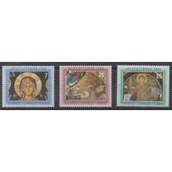 Chypre - 1994 - No 834/836 - Noël