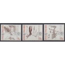 Cyprus - 1991 - Nb 777/779 - United Nations