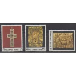 Cyprus - 1993 - Nb 818/820 - Christmas