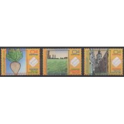 Belgium - 2004 - Nb 3233/3235