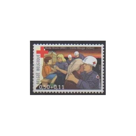 Belgique - 2004 - No 3294 - Santé ou Croix-Rouge