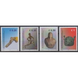 Kosovo - United Nations Administration - 2005 - Nb 38/41 - Art