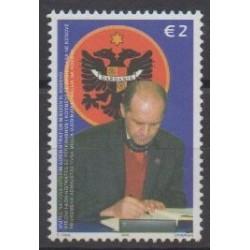 Kosovo - Administration des Nations Unies - 2006 - No 58 - Célébrités