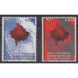 Kosovo - 2008 - Nb 3/4