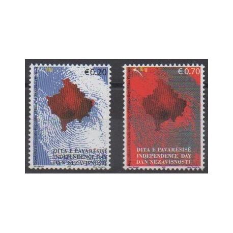 Kosovo - 2008 - No 3/4