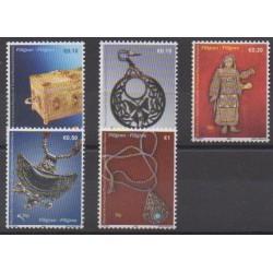 Kosovo - 2008 - No 11/15 - Artisanat ou métiers
