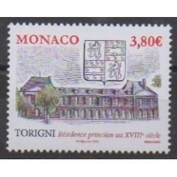 Monaco - 2020 - Torigni - Royauté - Principauté