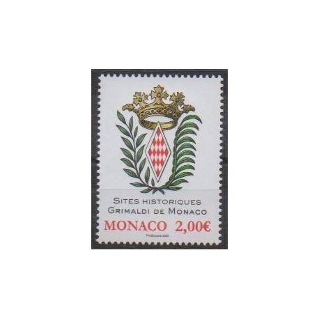 Monaco - 2020 - Grimaldi de Monaco