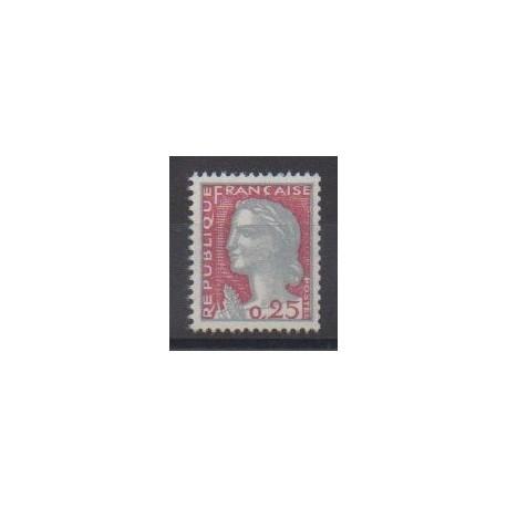 France - Variétés - 1960 - No 1263e