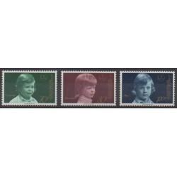 Lienchtentein - 1975 - Nb 563/565 - Royalty