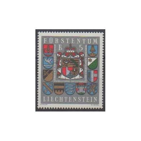 Liechtenstein - 1973 - No 537 - Armoiries