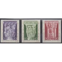Liechtenstein - 1975 - No 582/584 - Noël