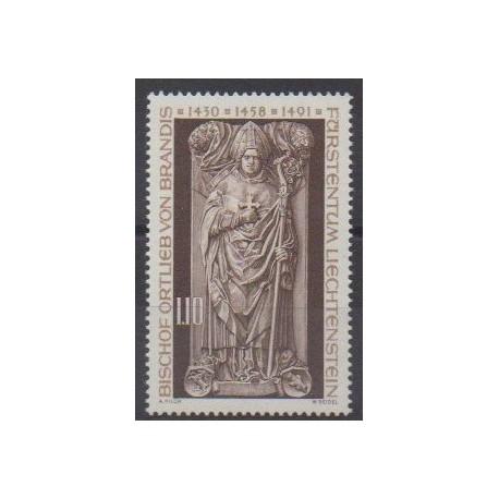 Liechtenstein - 1976 - No 607 - Art