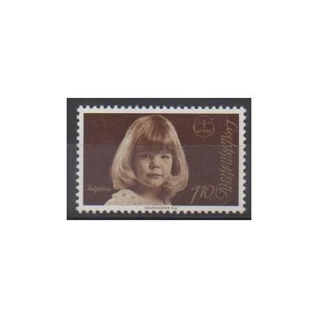 Lienchtentein - 1977 - Nb 628 - Royalty