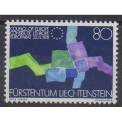 Lienchtentein - 1979 - Nb 670 - Europe
