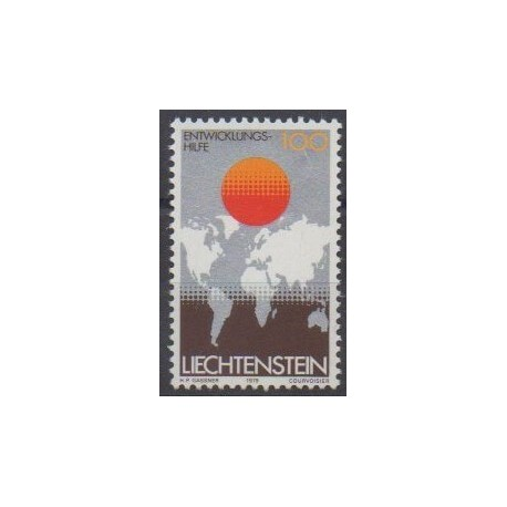 Liechtenstein - 1979 - No 671