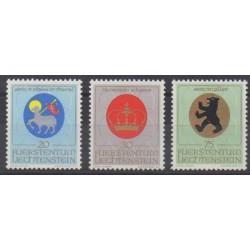 Liechtenstein - 1970 - No 481/483