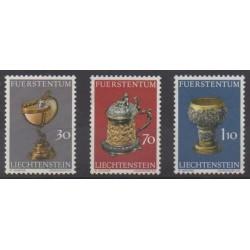 Lienchtentein - 1973 - Nb 534/536 - Art