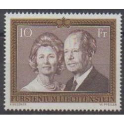 Lienchtentein - 1974 - Nb 557a - Royalty