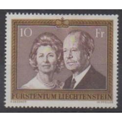 Lienchtentein - 1974 - Nb 557 - Royalty