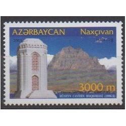 Azerbaïdjan - 2003 - No 463 - Monuments