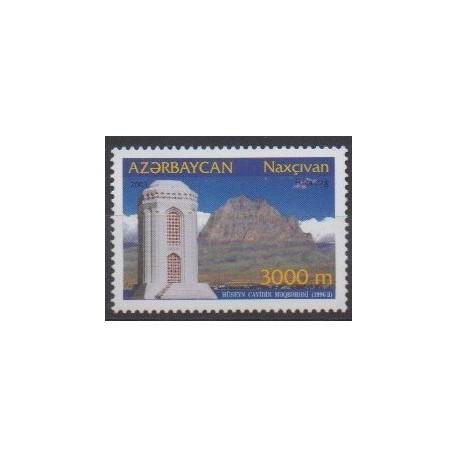 Azerbaijan - 2003 - Nb 463 - Monuments
