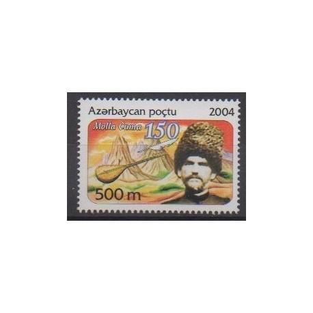 Azerbaïdjan - 2004 - No 491