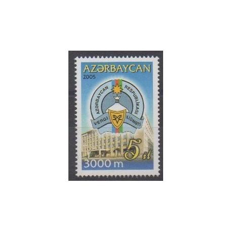 Azerbaïdjan - 2005 - No 515