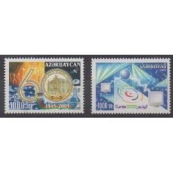 Azerbaïdjan - 2005 - No 527/528