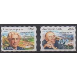 Azerbaijan - 2006 - Nb 543/544 - Literature