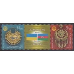 Azerbaijan - 2008 - Nb 628/629 - Art