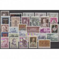 Austria - 1971 - Nb 1182/1209