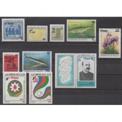 Azerbaijan - 2006 - Nb 537A/537K