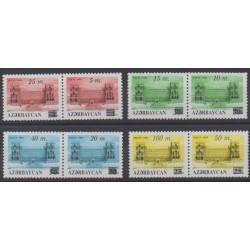 Azerbaijan - 1994 - Nb 128/135