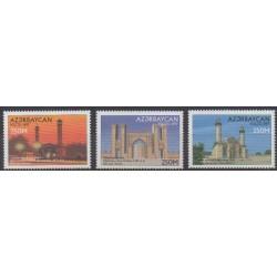 Azerbaïdjan - 1997 - No 356/358 - Religion