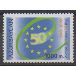 Azerbaijan - 1999 - Nb 392C - Europe