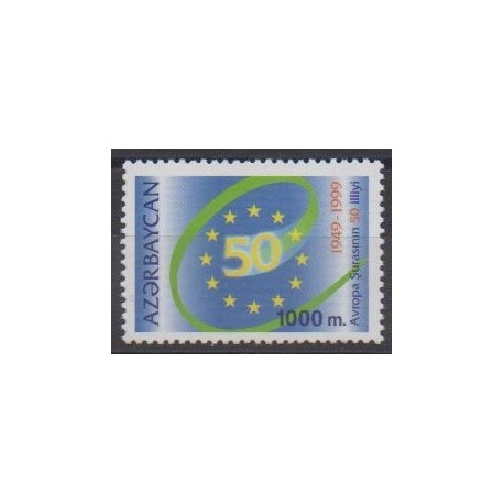 Azerbaïdjan - 1999 - No 392C - Europe