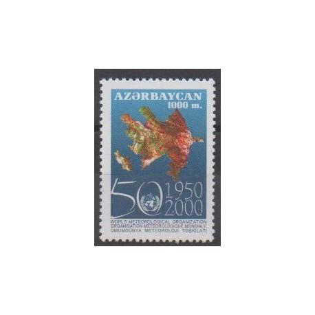 Azerbaïdjan - 2000 - No 401 - Sciences et Techniques
