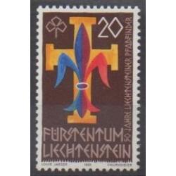 Liechtenstein - 1981 - No 714 - Scoutisme