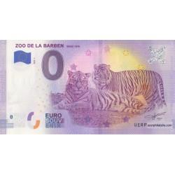 Euro banknote memory - 13 - Zoo de la Barben - 2020-1