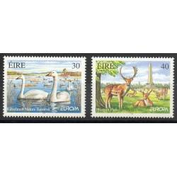 Irlande - 1999- No 1143/1144 - Animaux